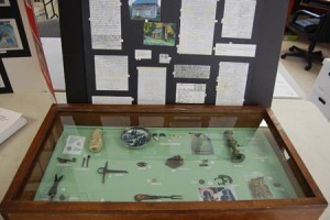 Archaeologists Display at South Carolina Fall Field Day